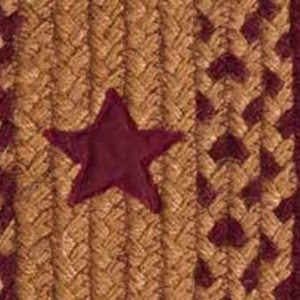 Star BR-195 Braided Rugs by IHF