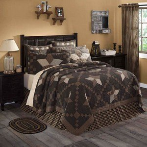 Farmhouse Star Bedding by VHC Brands