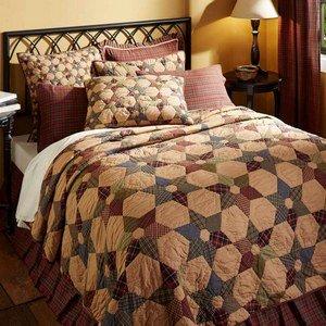 Tea Star Bedding by VHC Brands