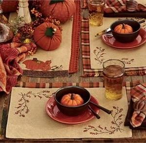 Fall Tabletop