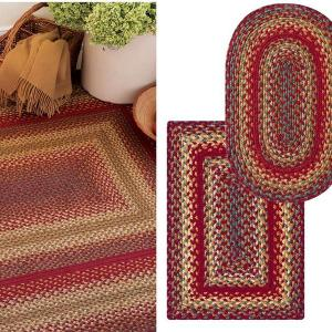 Cider Barn Jute Braided Rugs Homespice Decor