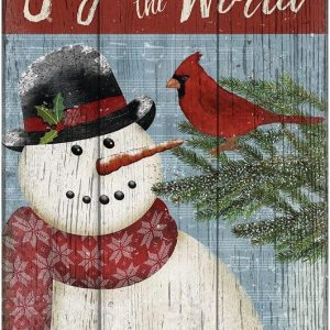 Winter Garden Flags, Doormats and Mailbox Covers