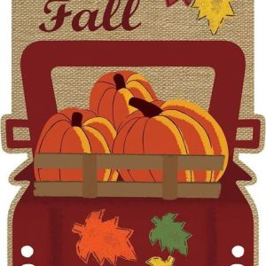 Fall Garden Flags, Doormats and Mailbox Covers