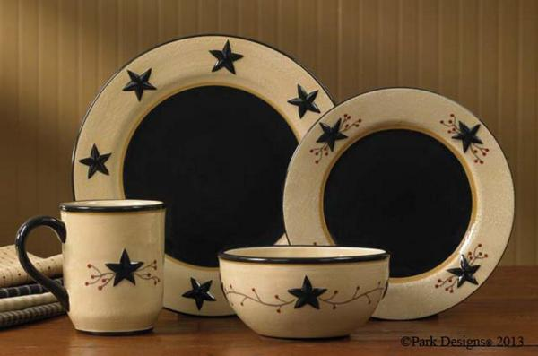 Star Vine Dinnerware by Park Designs