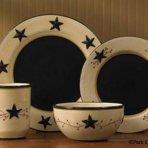 Star Vine Dinnerware by Park Designs