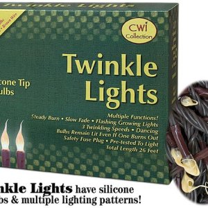 Silicone Twinkle Lights