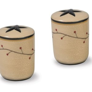 Star Vine Salt and Pepper Set by Park Designs