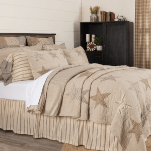Sawyer Mill Star Bedding by VHC Brands
