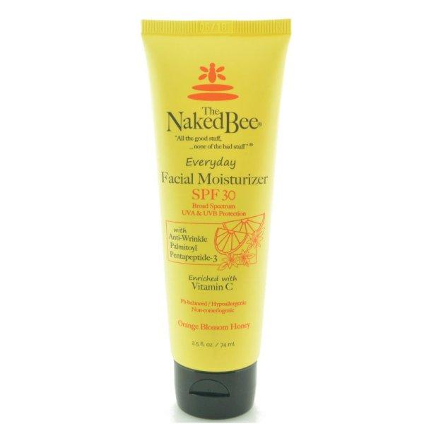 Naked Bee Everyday Facial Moisturizer SPF 30