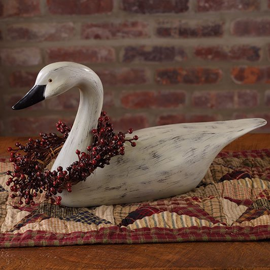 """15"""" Ol' Aged Swan"""