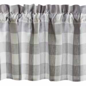 Wicklow Dove valance by Park Designs
