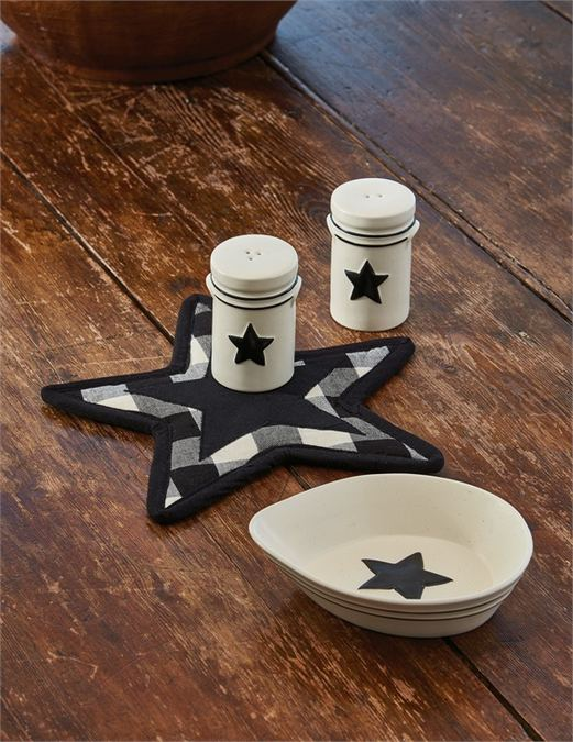 Country Star Salt & Pepper by Park Designs
