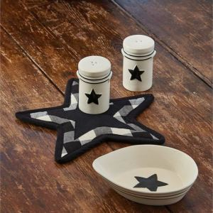 Country Star Salt & Pepper by Park Designs