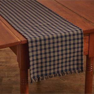 Sturbridge NavyTable Runner by Park Designs