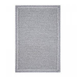 Kensington Horizon Grey Ultra Durable Braided Rugs by Homespice Decor