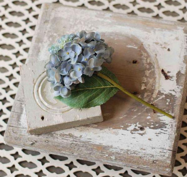 Hydrangea Pick Blue