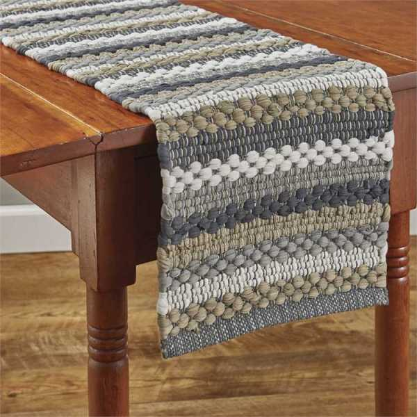 Hartwick Chindi Table Runner by Park Designs