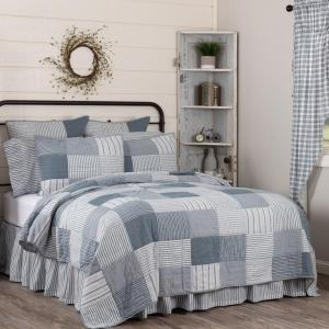 Sawyer Mill Blue Quilt VHC Brands