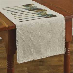 Paddles Table Runner 36""