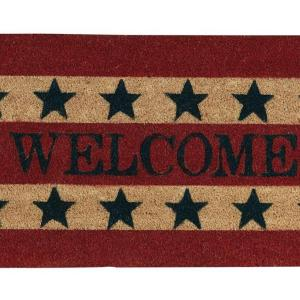 Welcome Americana Doormat