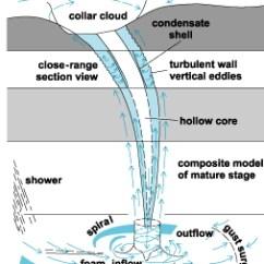 Tornado Supercell Diagram Vectra Stereo Wiring Of Tornadoes Forming Captions ~ Elsavadorla