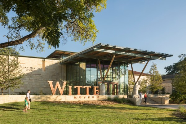 Witte Museum & Mays Family Center Lake Flato