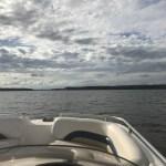Lake Gaston on a Fall Weekend….