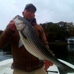 Lake Gaston Striper Fishing…..