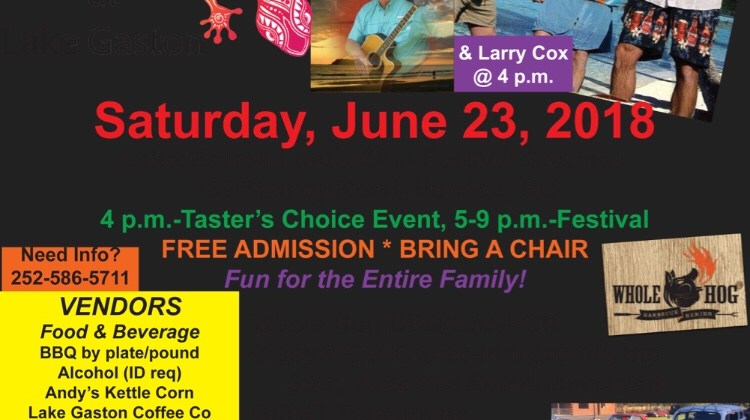 Lizard Creek Jam & BBQ Battle this weekend…..