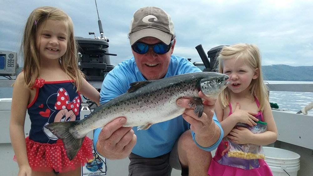 medium resolution of justy joe sport fishing your landlocked salmon connection
