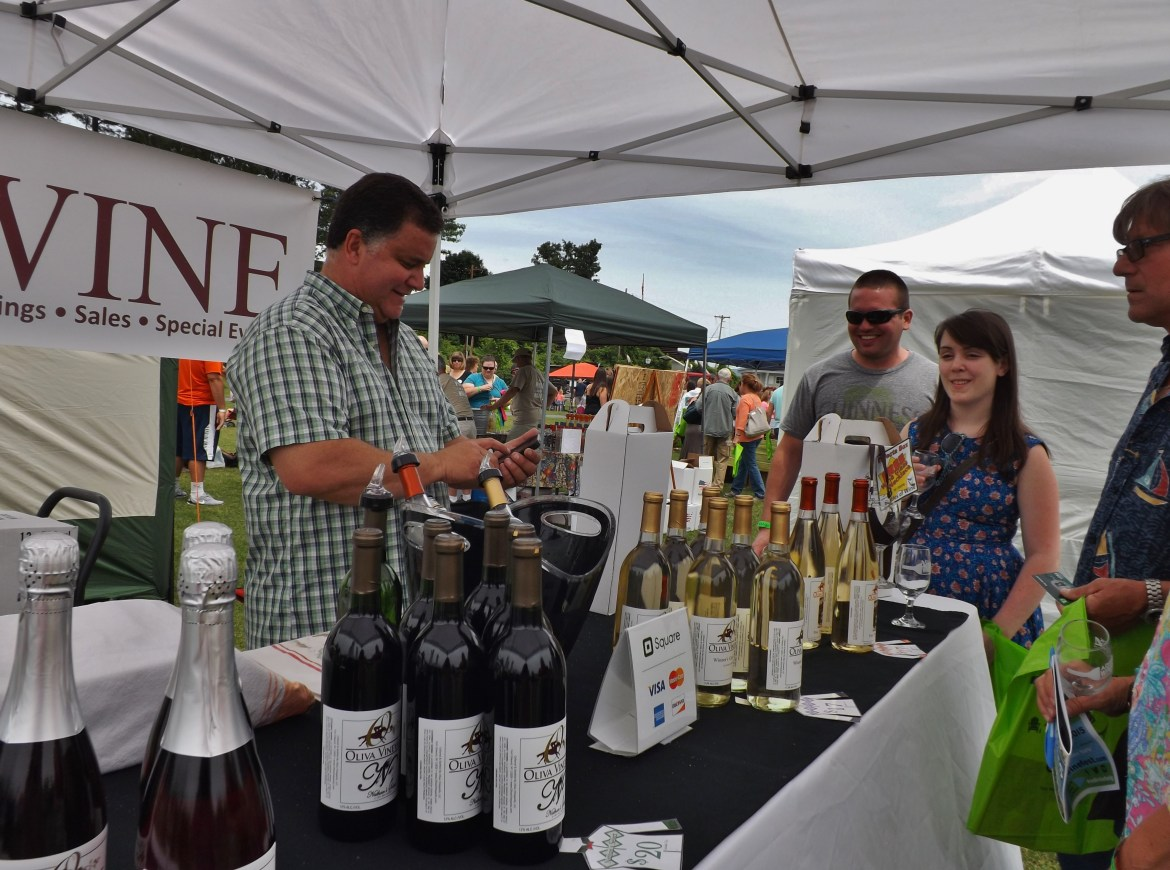 Adirondack Wine And Food Festival Debut Draws Large Crowd To Lake