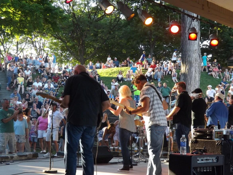 bands and brews lake george