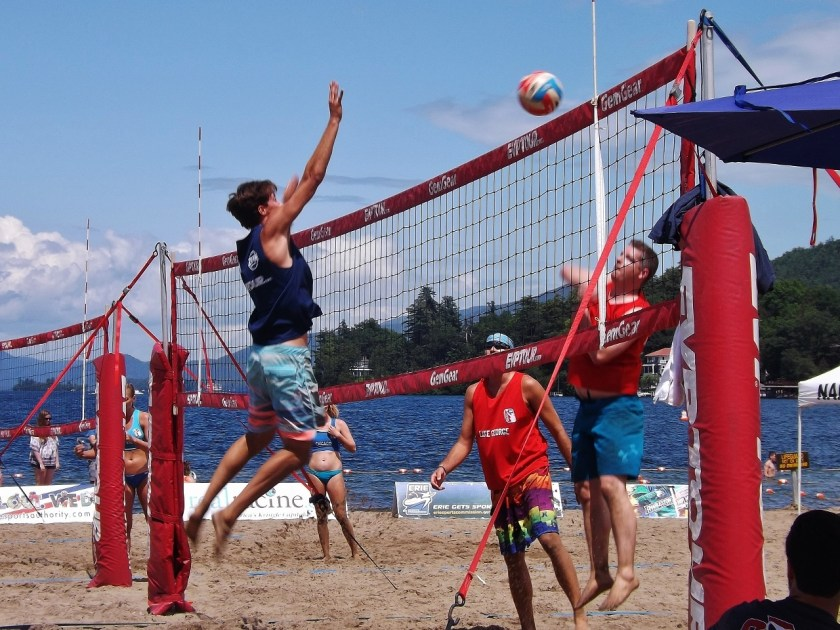 EVP Beach Volleyball tour