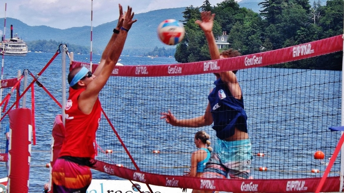 EVP Volleyball Lake George