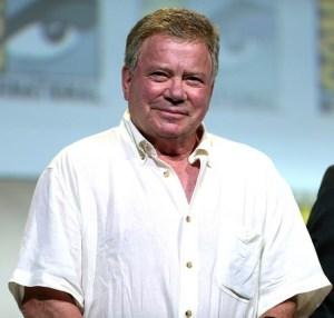 William Shatner Ticonderoga