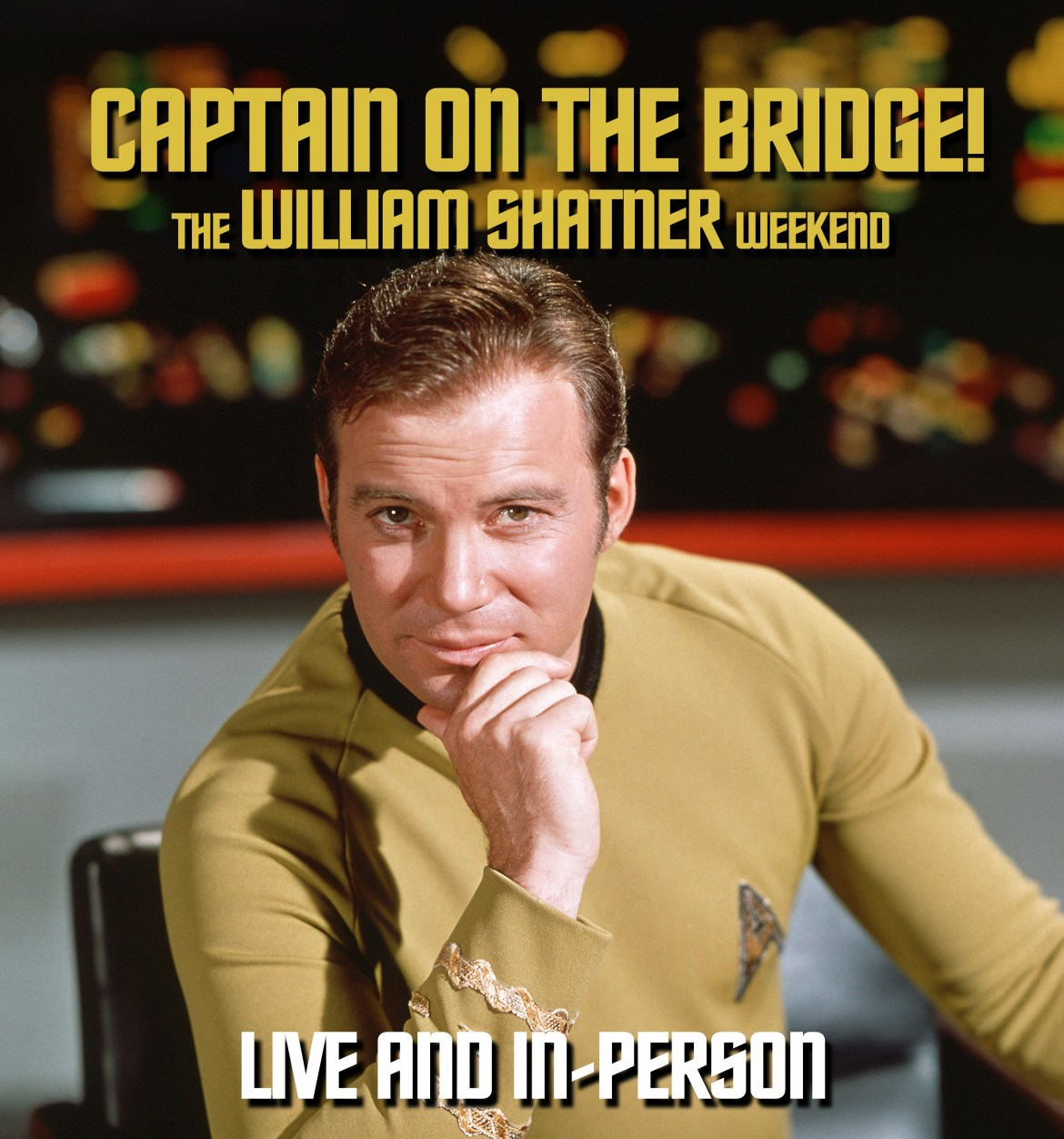 William Shatner Ticonderoga