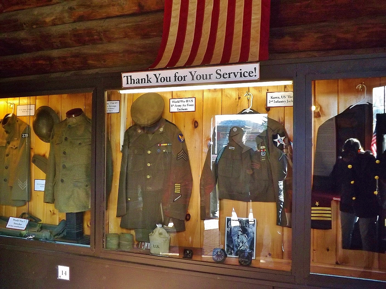 The Legacy Continues: New exhibit opens at the Fort William Henry Museum