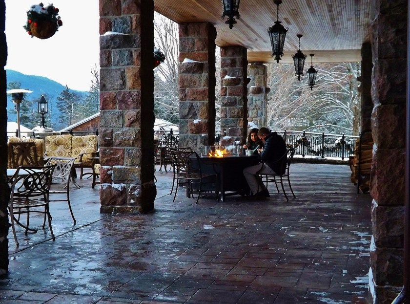 winterfest at erlowest lake george ice bars