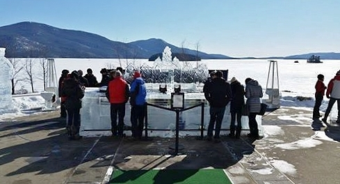 sagamore glacier ice bar lake george