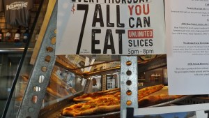 Pizza Jerks Lake George Nico's House fundraiser
