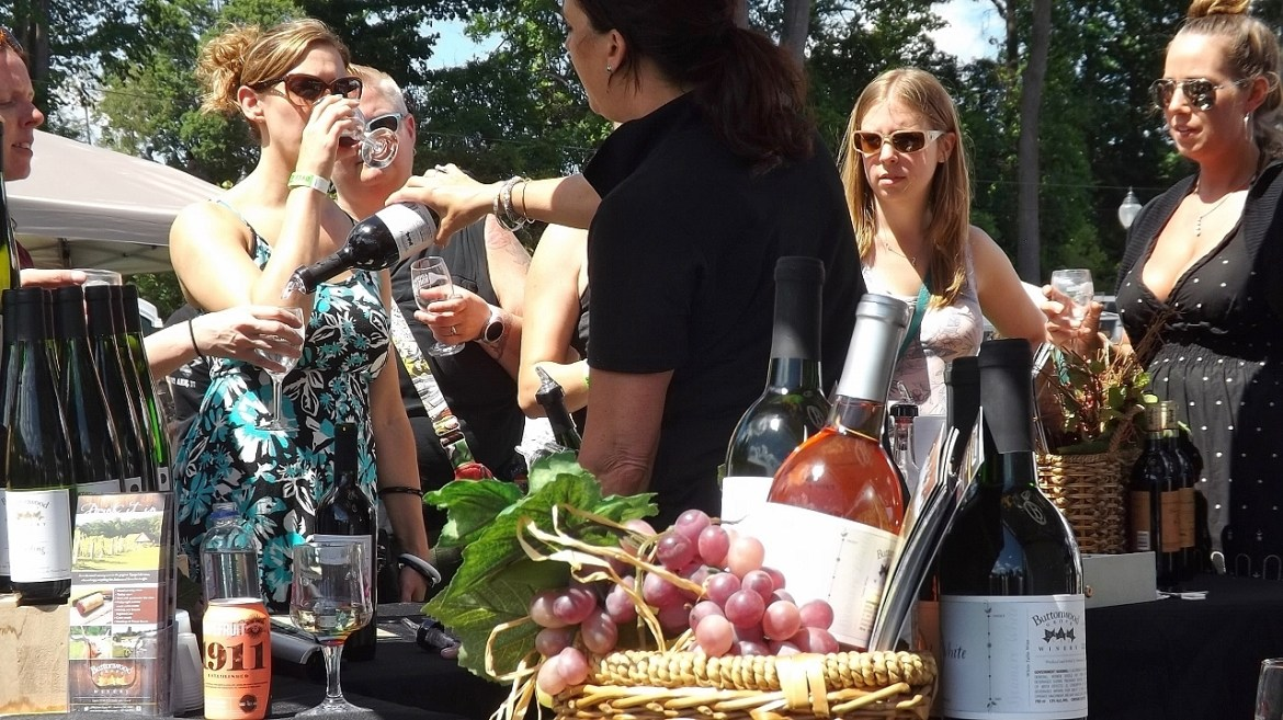 Adirondack Wine Food Fest Returns With New Attractions The Lake