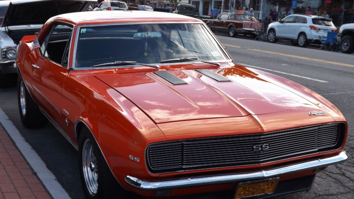 Adirondack Nationals Car Show Rolls Into Town The Lake George - Www car show com