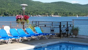 Lake George Lakeside Lodging