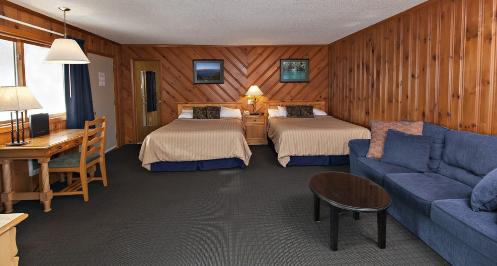 Every room has been updated at the Lake Motel on Lake George!