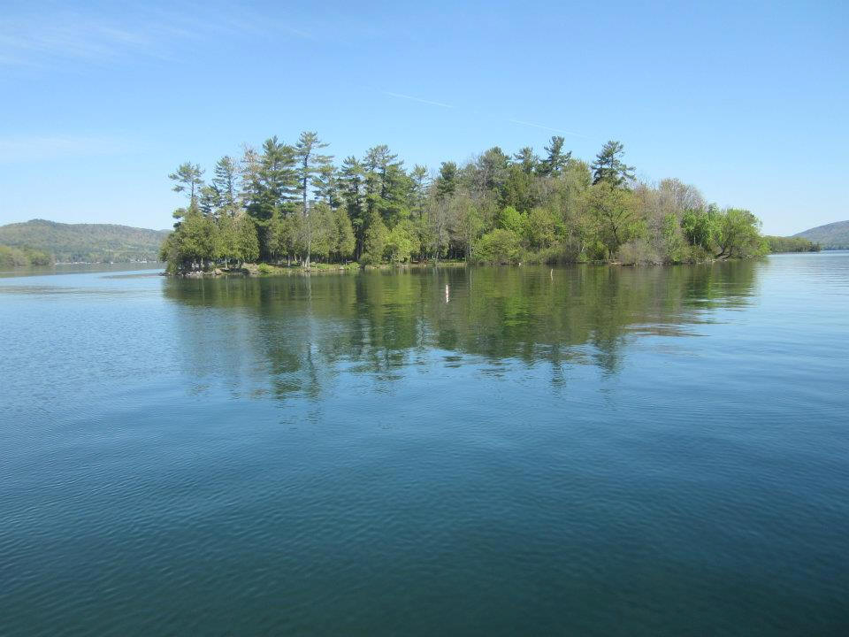 Lake George New York  hunting fishing summer paradise