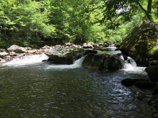 Cherokee Oconaluftee River