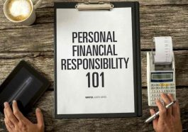 Personal Financial Responsibility 101 Healthy Living Magazine
