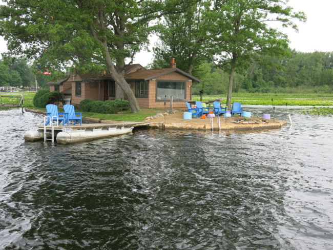 Webster Lake Vacation Rental 4552 LakeHouseVacationscom
