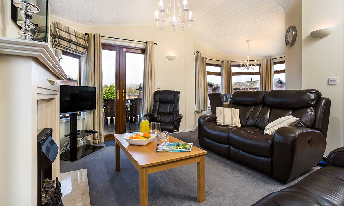 Carnforth Holiday Lodge