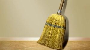 Cleanup Broom